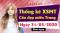 Thống kê XSMT 31/5/2020 - Thống kê xổ số miền Trung chủ nhật ngày 31/5